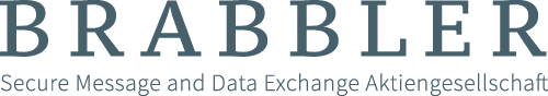 Brabbler - Secure Message and Data Exchange