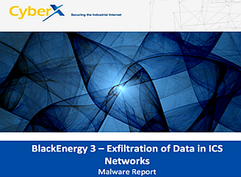 Malware Report BlackEnergy 3