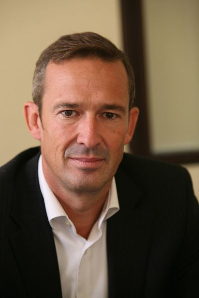 Exclusive Networks CEO Olivier Breittmayer