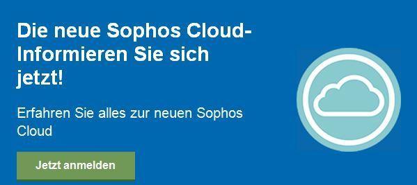 Webinar neue Sophos Cloud