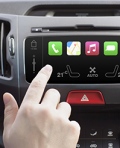 Gemalto bringt das erste Internet-Auto von Banma online