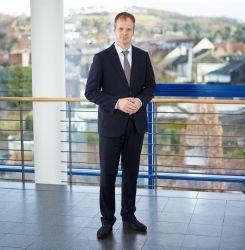 Malte Pollmann, CEO des IT-Sicherheitsspezialisten Utimaco