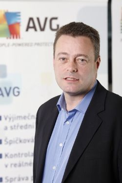 Tony Anscombe, Senior Security Evangelist bei AVG Technologies
